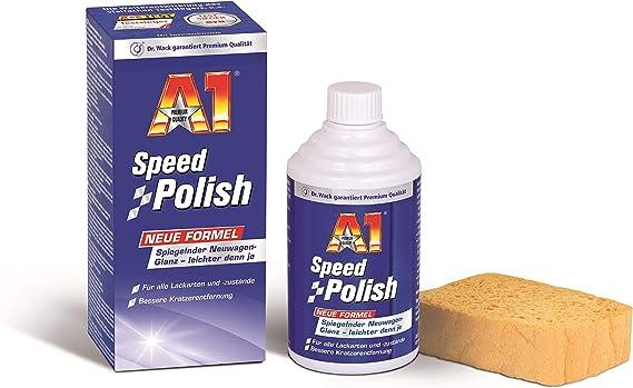 Dr Wack A1 Speed Polish Auto Politur Entfernt Feine Kratzer Tiefenglanz 250ml Auto