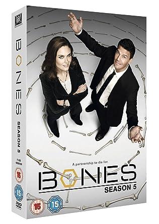 Bones - Season 5 [DVD]: Amazon co uk: David Boreanaz, Emily