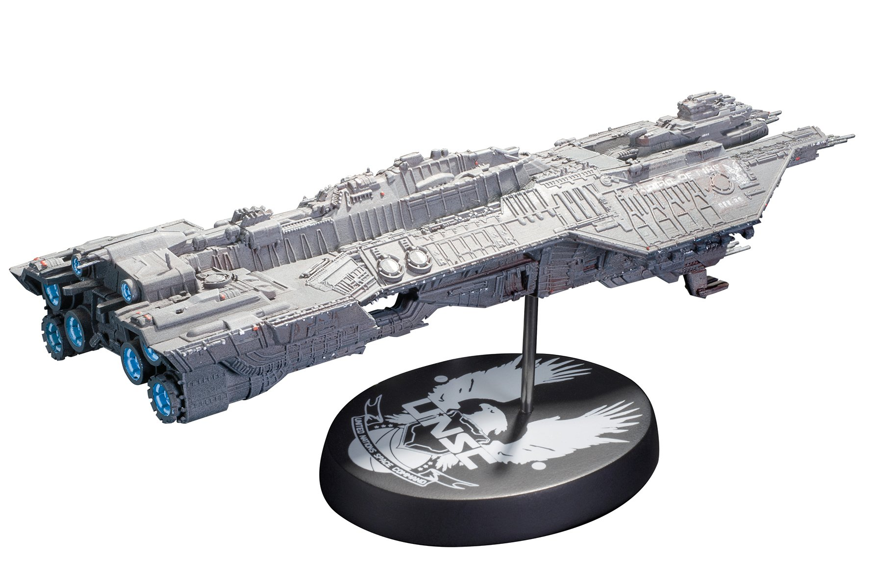 Dark Horse Deluxe Halo Covenant Truth /& Reconciliation Ship Replica Vehicle NEW