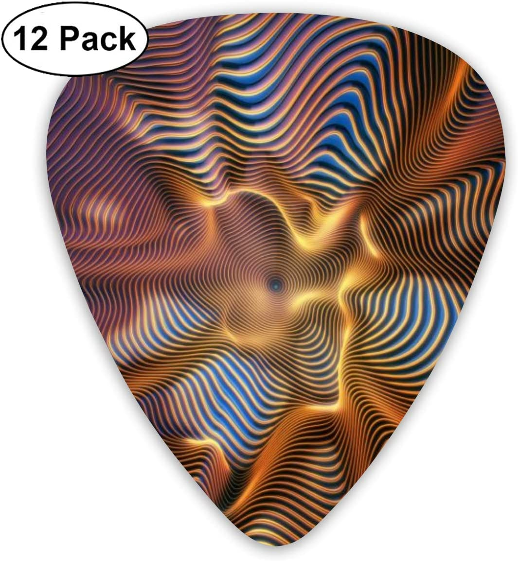 Cavdwa Wormhole Art - Papel Pintado para Guitarra (Personalizado ...