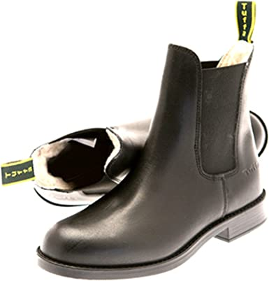 Tuffa Polo Fleece Botas de Equitación, Hombre: Amazon.es: Ropa y ...