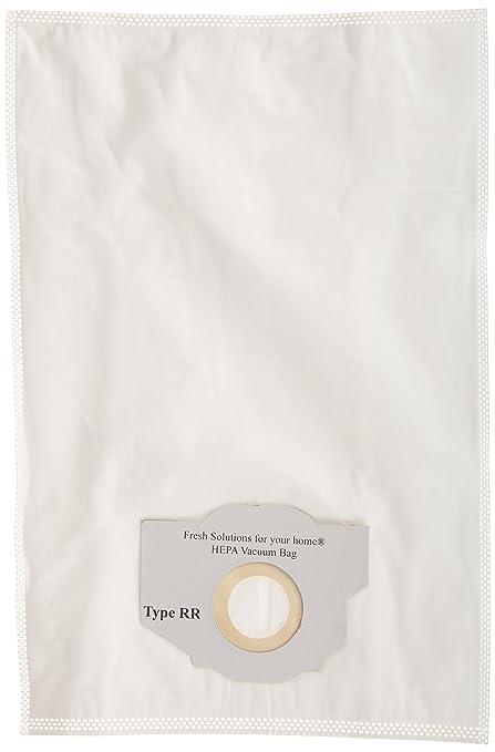 Amazon.com : Eureka 70414 Eureka RR HEPA Synthetic Vacuum Bags, Qty 2 : Household Vacuum Bags Upright : Garden & Outdoor