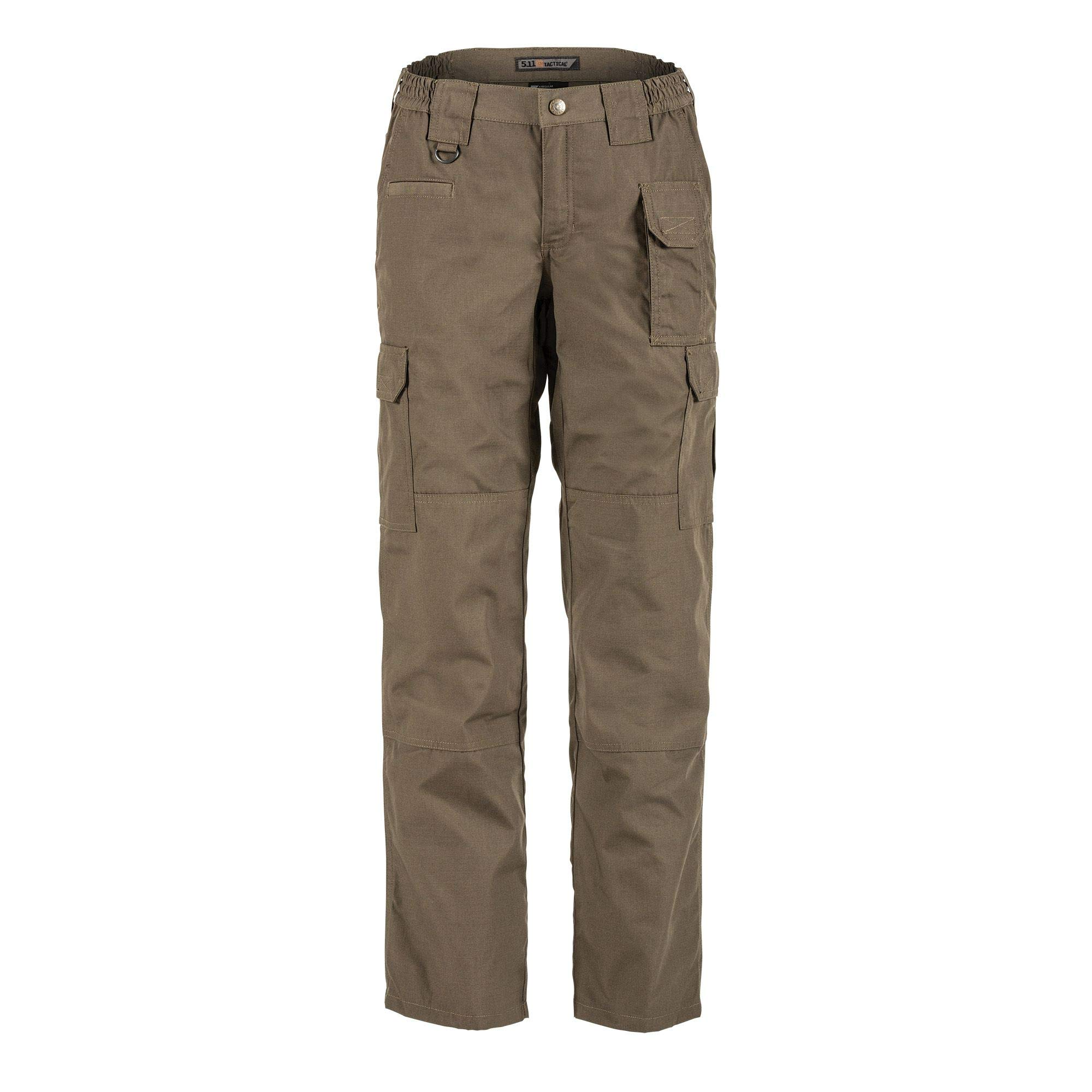 5.11 Women's Taclite PRO Tactical Pants, Style 64360, Tundra, 2/Long