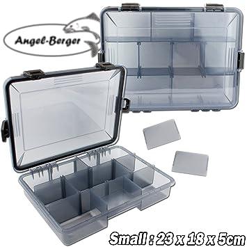 vif et grand en style styles frais large sélection Angel-Berger Pro Tackle Box Accessoires appâts Boîte étanche ...