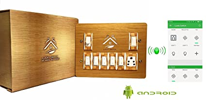Buy INDIA'S Cheapest Fully Smart Home Automation Switch