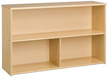 Amazon Tot Mate 3024AQS73 Preschool Storage Shelf Kitchen Dining