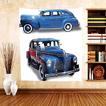 amazon com gzhihine custom tapestry old car decorations tapestry