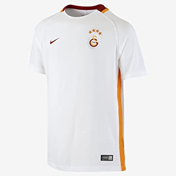 2017 2018 Galatasaray Nike Training Shirt (White)