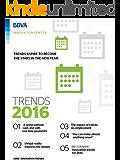 Ebook: 2016 Innovation Trends (Innovation Trends Series)