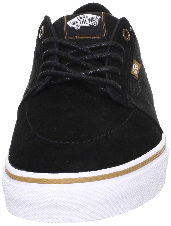 7b06a53bb0 Vans Lindero Mens Skate Shoes in Black Tobacco sz 11.5  Amazon.co.uk  Shoes    Bags