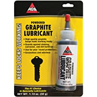 1 lb Can Lubricating Natural Graphite 8 Pack