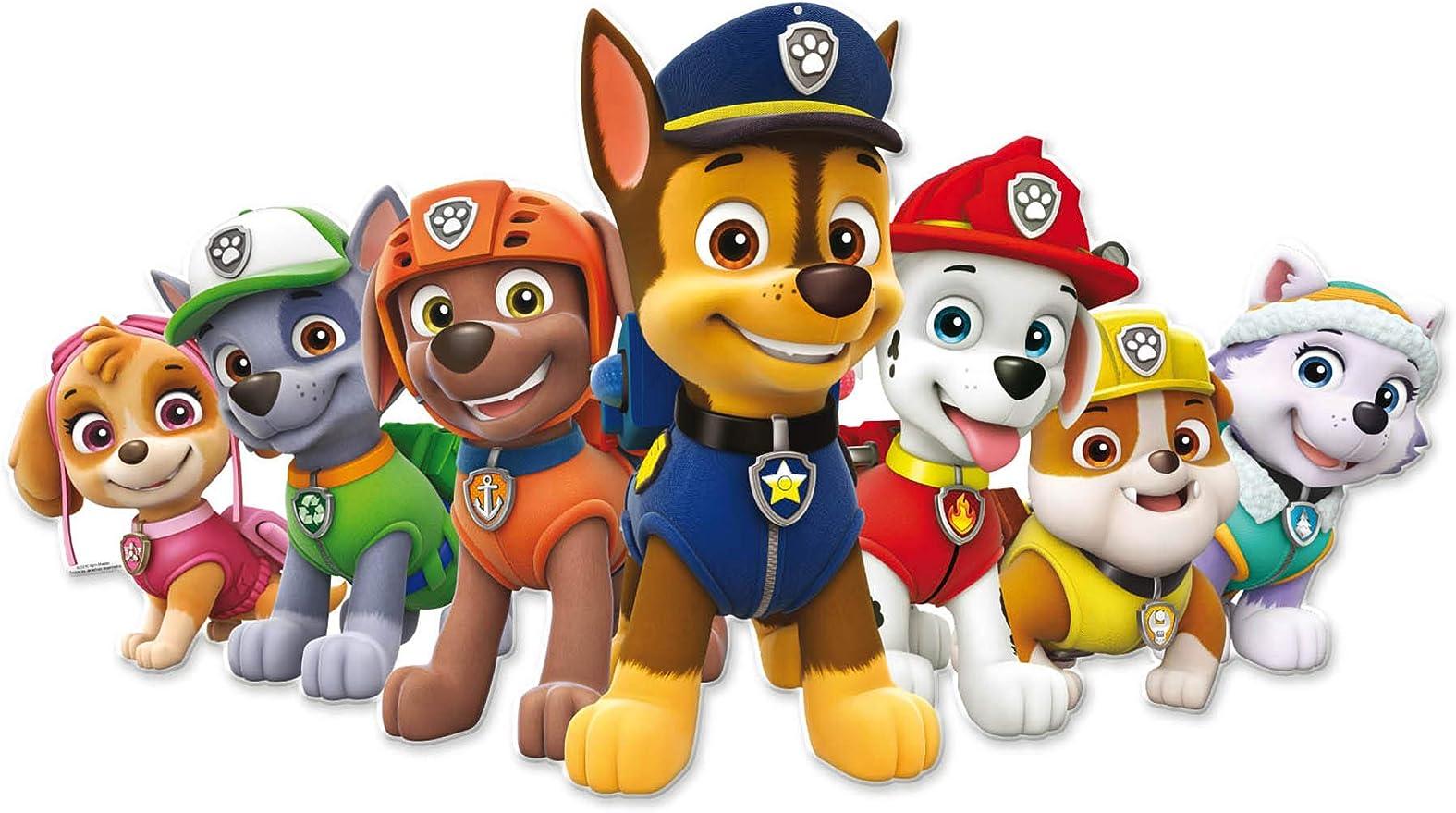 Supersilueta Patrulla Canina: Amazon.es: Juguetes y juegos