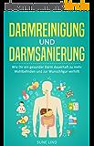 Darmreinigung und Darmsanierung: Wie Dir ein gesunder Darm dauerhaft zu mehr Wohlbefinden und zur Wunschfigur verhilft (German Edition)