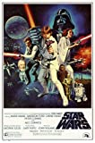 Amazon Price History for:Star Wars - Episode IV New Hope - Classic Movie Poster 24 x 36in