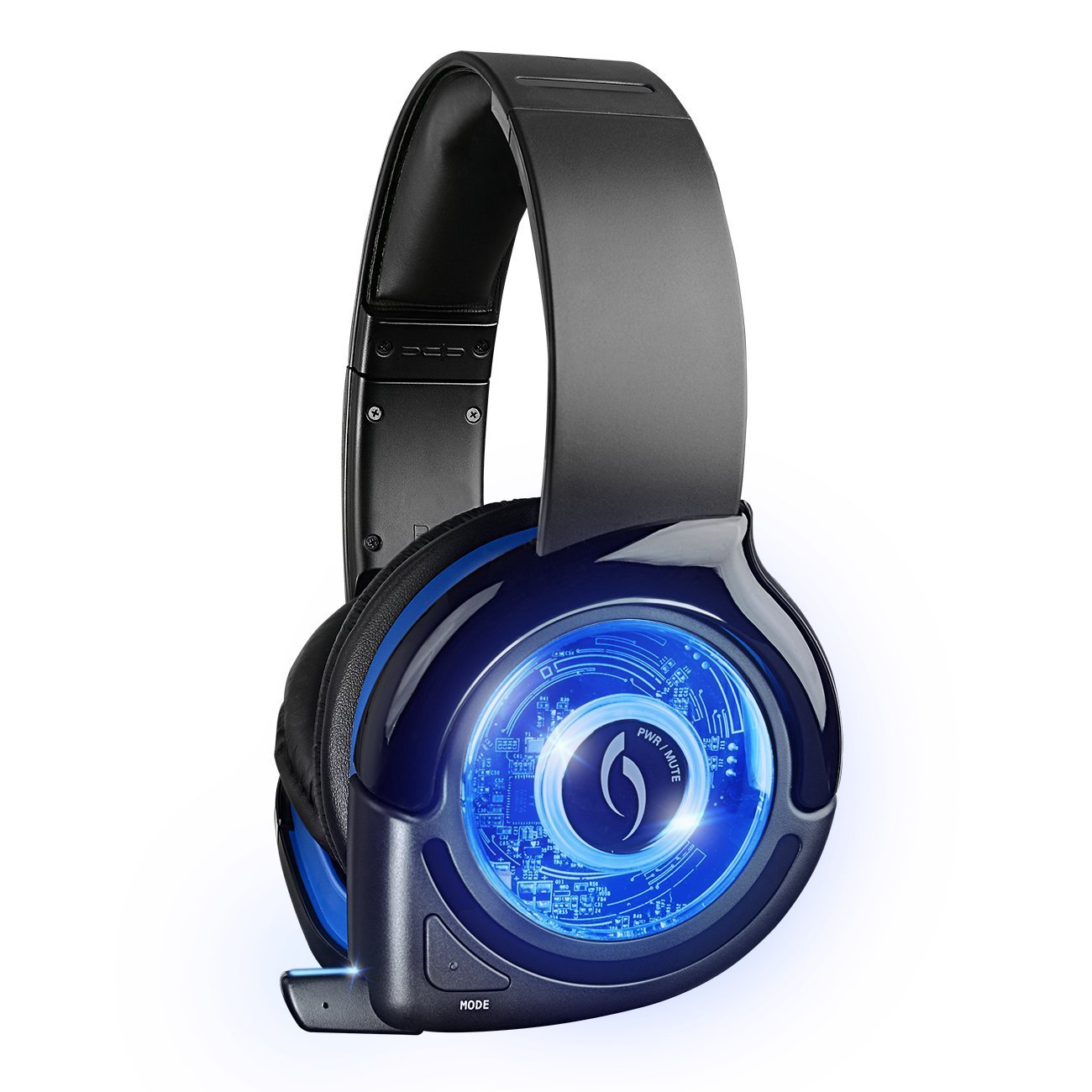 PDP Afterglow Kral PS4 Wireless Headset B00NY5YYXM