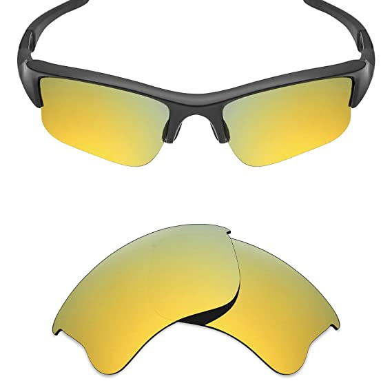 8cdf17b756449 Image Unavailable. Image not available for. Colour  Mryok Replacement Lenses  for Oakley Flak Jacket XLJ ...