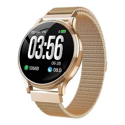 Amazon.com: Mollikar MK08 Heart Rate Blood Pressure Sleep ...