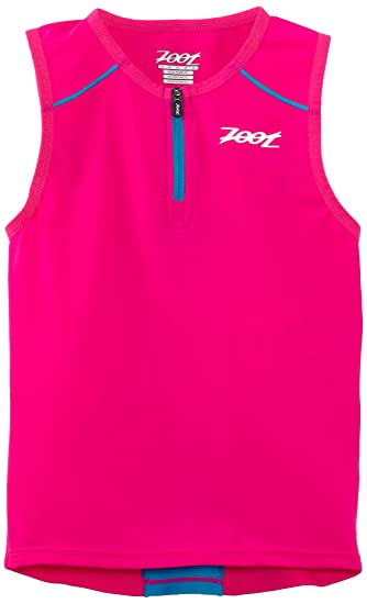 Zoot Performance Ladies Triathlon Tri Tank Top Blue//Red  *NEW*