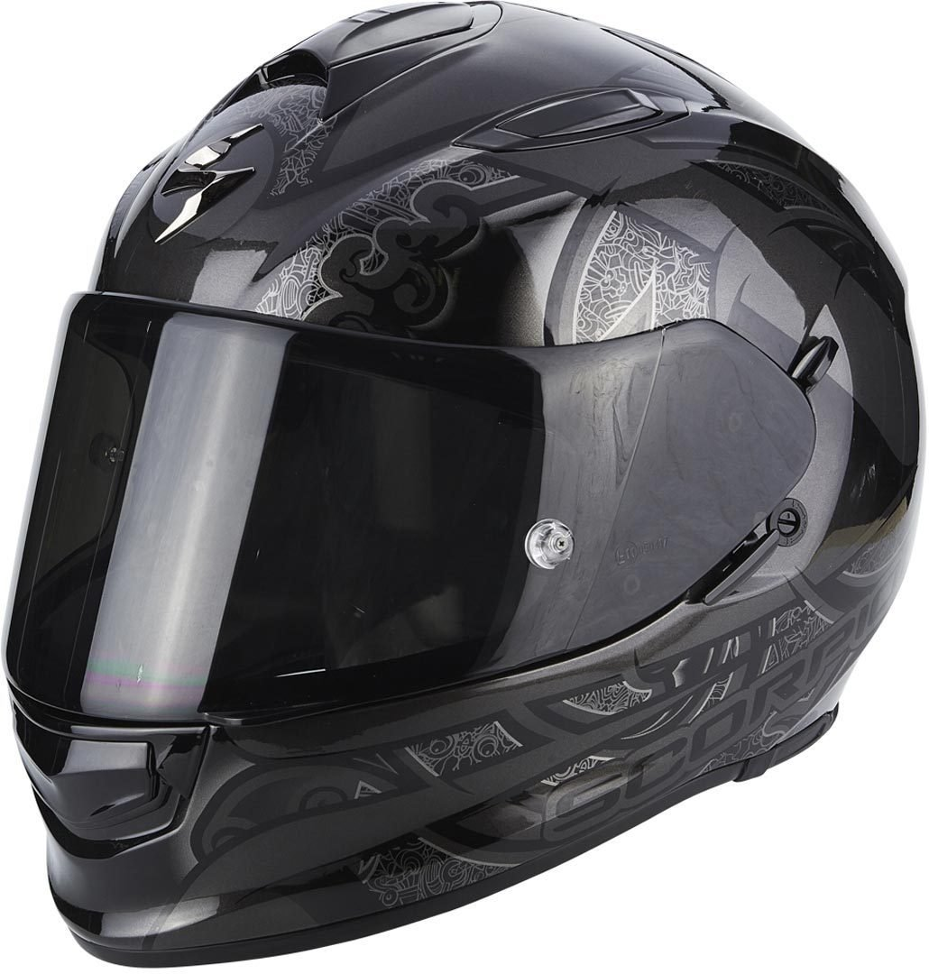 Amazon.es: Scorpion 51 - 242 - 03 - 07 Casco Moto exo-510 Air Arabesc, multicolor, talla XXL