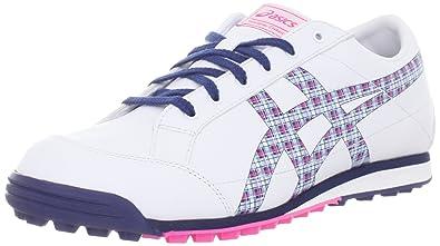 ASICS Women's Matchplay Classic White/Navy Sneaker 6 B - Medium