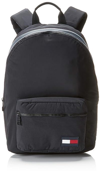a6552293920 Tommy Hilfiger Sport Mix Backpack, Men's Black, 15x43x31 cm (B x H T ...