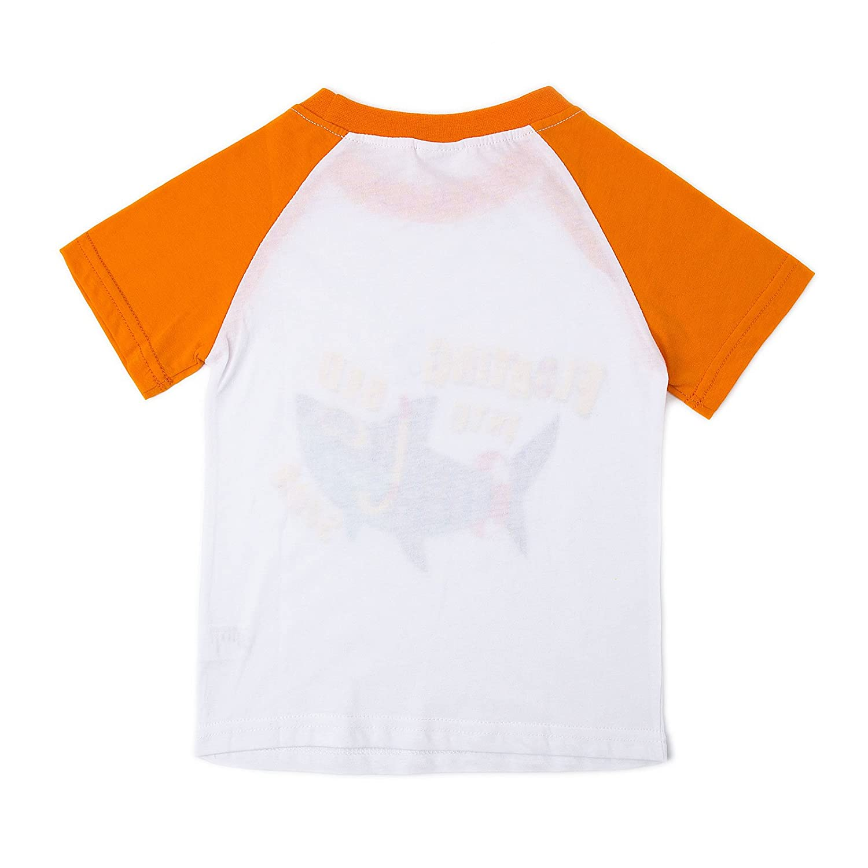 Dreamaxhp Shark Little Boys Cotton Sleepawear Pajamas Set DMG7448