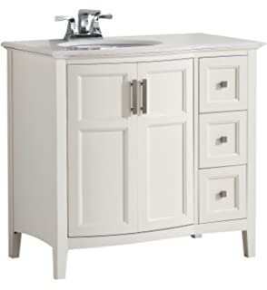 right offset bathroom vanity inch ...