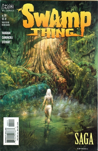 Download Swamp Thing #20 PDF
