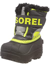 Sorel Unisex-Child Snow Commander Cold Weather & Shearling