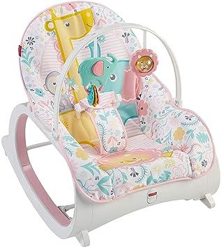 Fisher-Price Infant-to-Toddler Rocker Pink