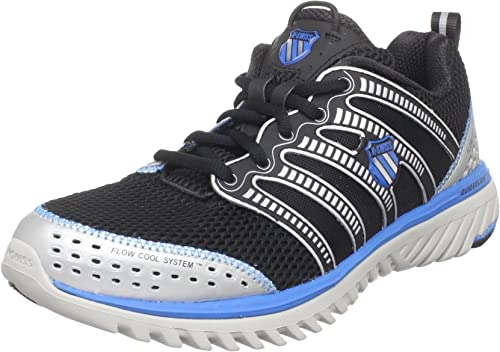 K-SWISS Blade Light Run Zapatilla de Running Caballero, Negro ...