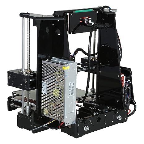 Anet A6 Kits de Impresora 3D Repulsión I3 Bricolaje Pantalla Lcd Con 16 Gb Tamaño Impresión 220*220*250MM Apoyo Abs / Pla / Hip / Pp / Filamento ...