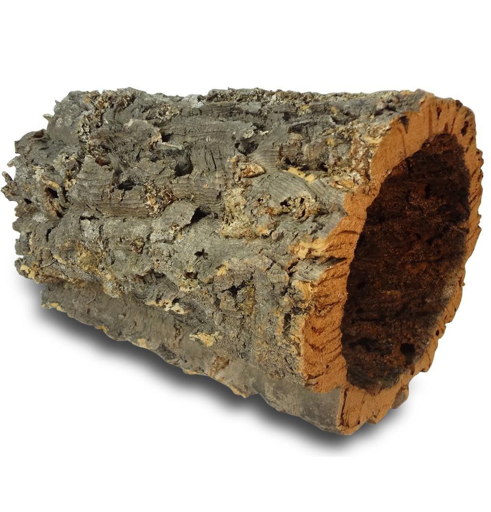 Corteccia di sughero: tubi sughero, 30 cm, altezza interna 15-20 cm circa Kork-Deko
