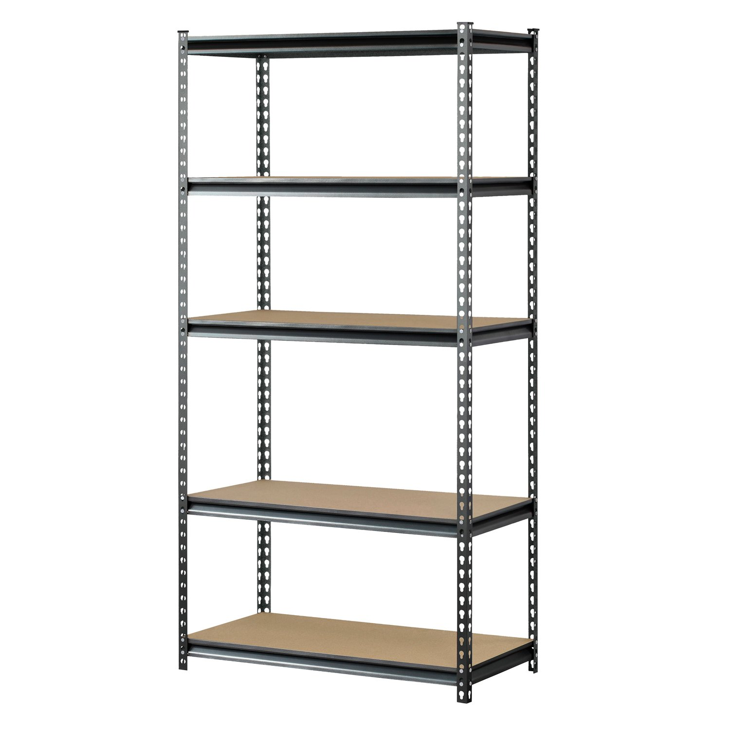 shelf product steel storage muscle cfm shelving master garage rack hayneedle unit