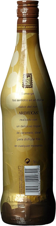 Arehucas Ron Caramelo - 700 ml: Amazon.es: Alimentación y bebidas