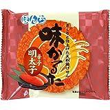 ぼんち 味かるた辛子明太子 1枚×20袋