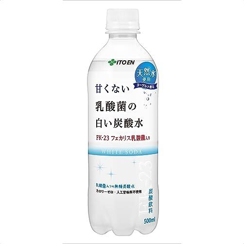 乳酸菌の白い炭酸水 500ml×24本