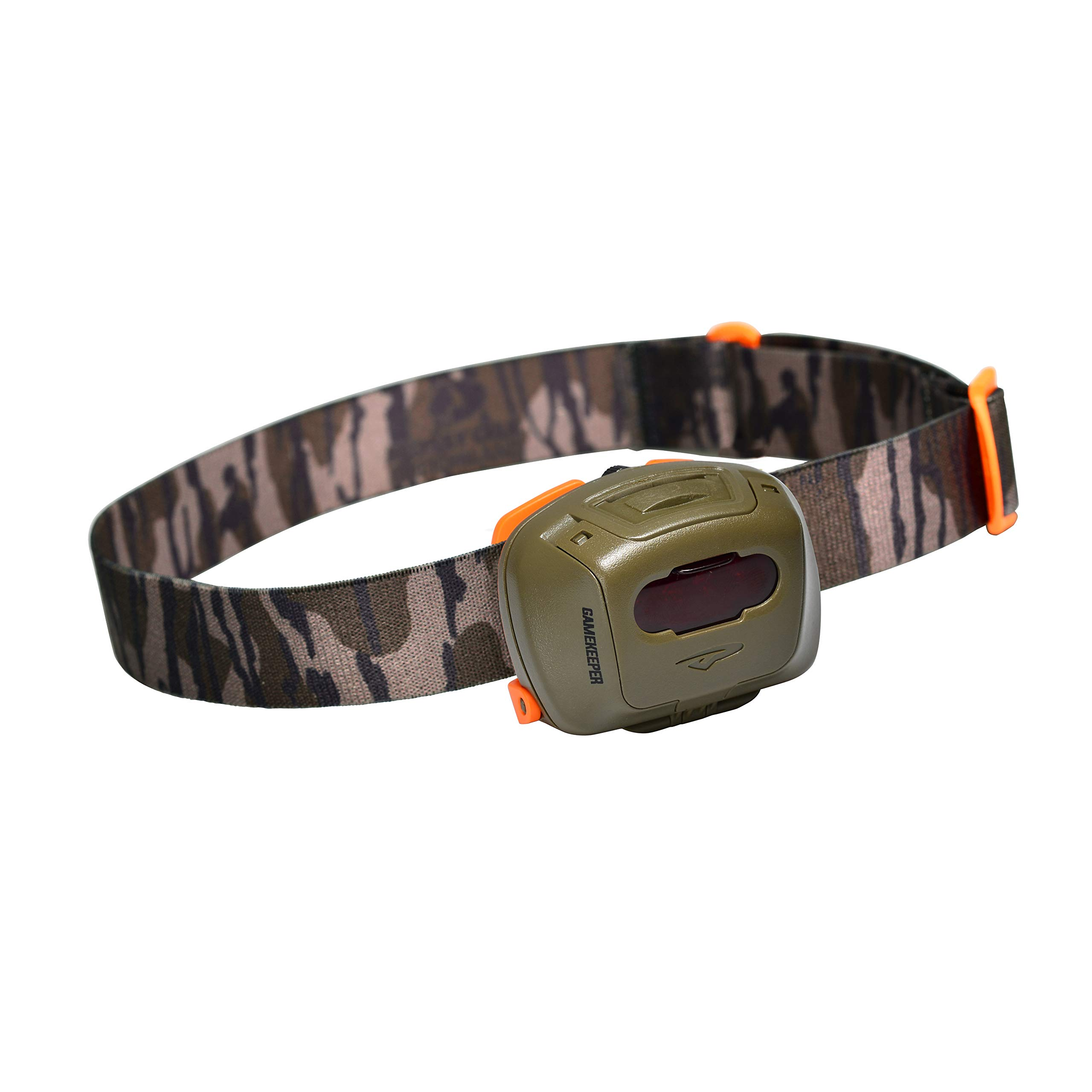 Princeton Tec Quad Tactical LED Headlamp (78 Lumens, Mossy Oak Gamekeepers) by Princeton Tec