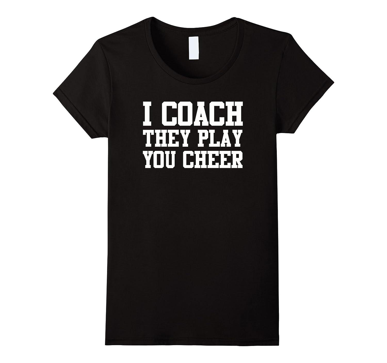 coach cheer coaching shirt Medium-Awarplus