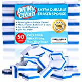 (50 Pack) Extra Durable Eraser Sponge - Extra Thick