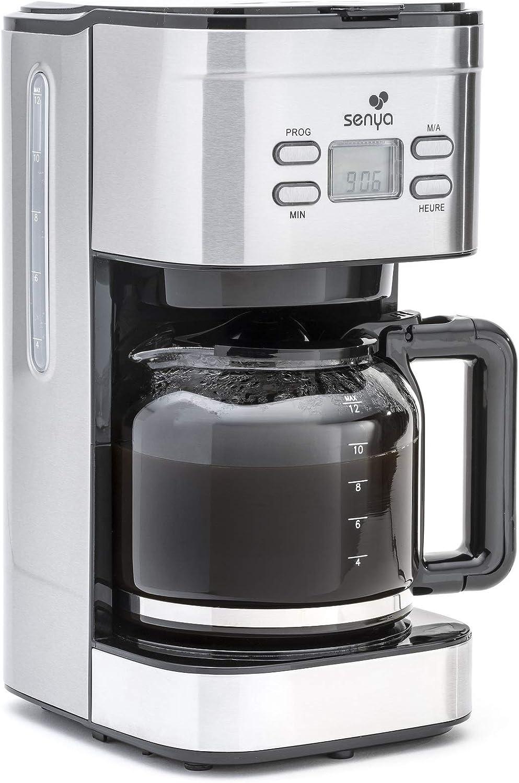Senya Sybf Cm019 Sp1 Glaskanne Für Ihre Kaffeemaschine Sybf Cm019