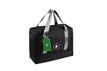 144c4d37142e ZOUKFOX Waterproof Gym Bag With Compartment For Shoes Travel Bag Dry And  Wet Separation Swimming Bag