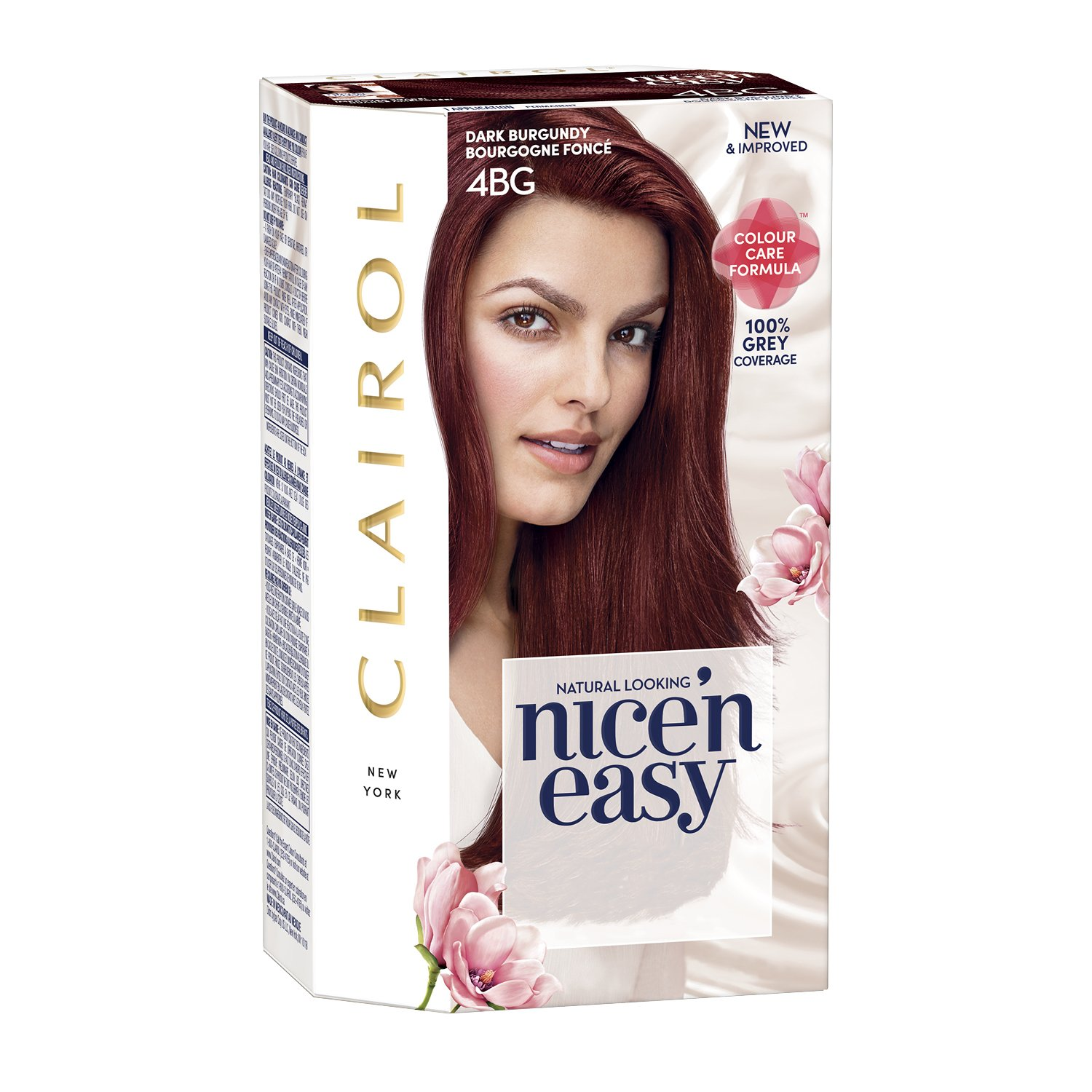 Clairol - Nice'n Easy Permanent Hair Color, Reds Coty