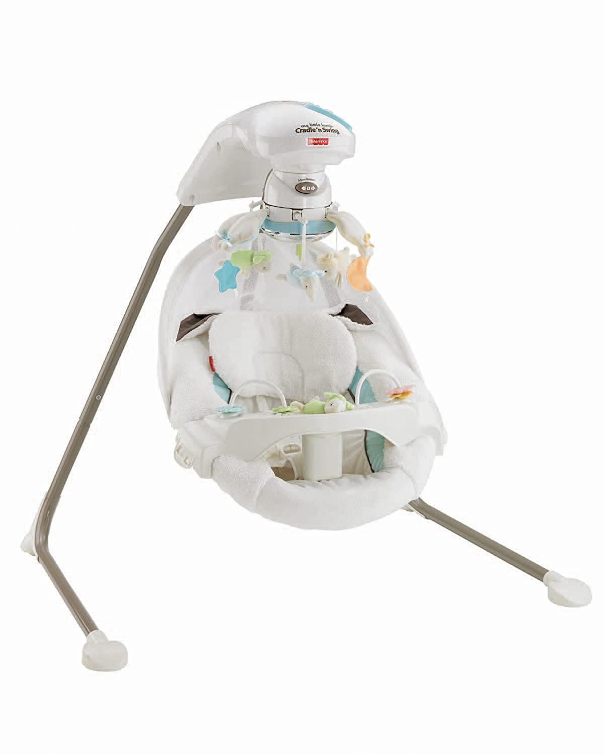 Amazon Fisher Price Cradle N Swing With Ac Adapter My Little