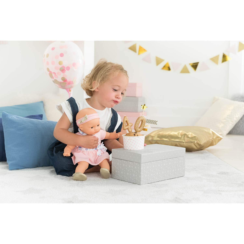 Mon Grand Poupon L/éonie 40th Anniversary 14 Baby Doll Corolle