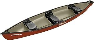 SUNDOLPHIN Sun Dolphin Mackinaw SS 3.6-Foot Canoe
