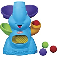 Playskool Elefun Busy Ball Popper Active Toy for Toddlers and Babies 9 Months and Up with 4 Colorful Balls (Amazon…