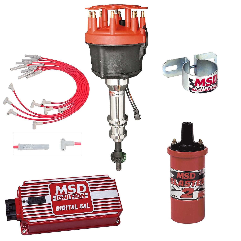 Surprising Wiring Diagram Msd Distributor 85561 Online Wiring Diagram Wiring 101 Tzicihahutechinfo