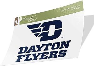 University of Dayton Flyers NCAA Vinyl Decal Laptop Water Bottle Car Scrapbook (Sticker - 00029)