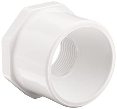 Flowline LM52-1410 PVC Reducer Bushing, 2
